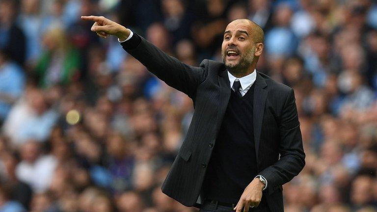 Jelang Lawan Huddersfield, Guardiola Belajar dari Kesalahan MU