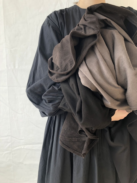 COSMIC WONDER 泥染めの衣
