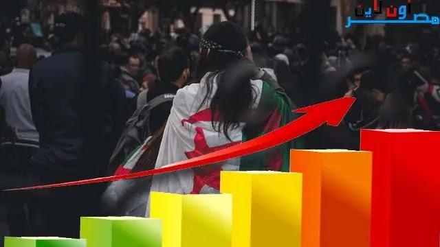 متوسط دخل الفرد في الجزائر، دخل الفرد في الجزائر، مستوي معيشة الفرد في الجزائر