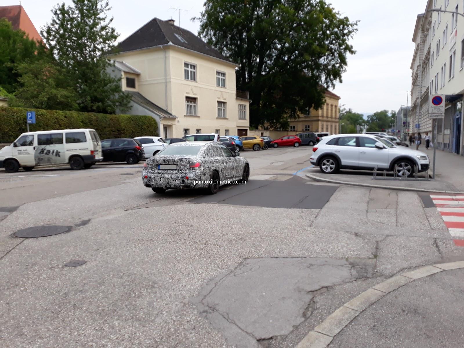 2018 BMW Serie 3 (G20) 8