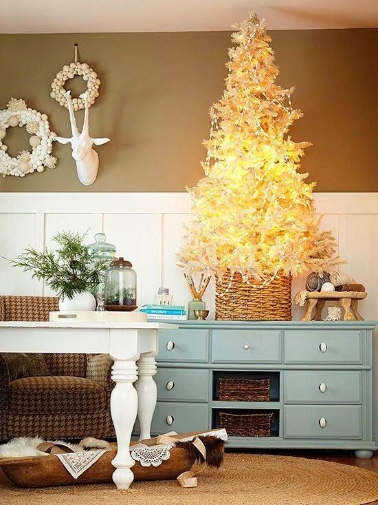 árbol navidad apartamento