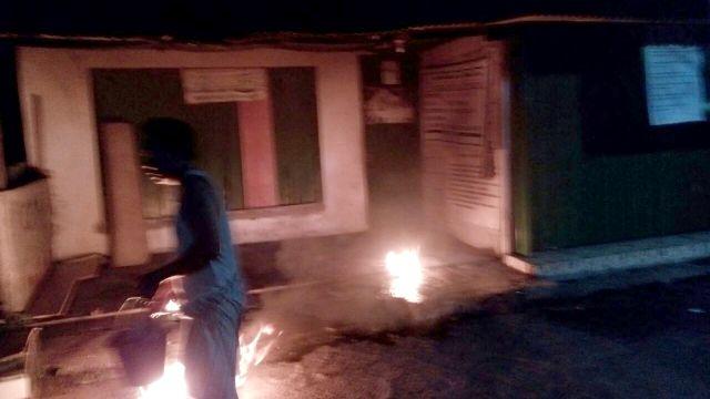 Markas FPI Dilempar Bom Molotov, Begini Kronologinya