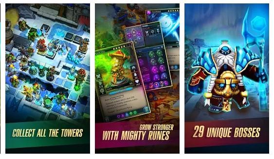 Game Pertempuran Tower Defense Terbaik Android 2019