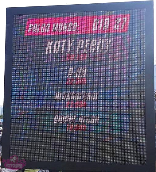 Katy Perry no Rock in Rio 2015