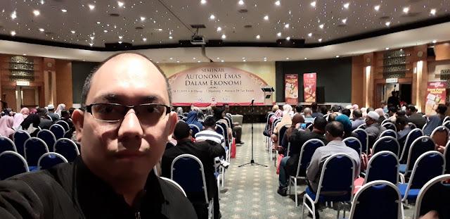 Seminar Autonomi Emas Dalam Ekonomi 2019