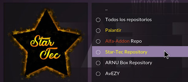 Repositorio STAR TEC