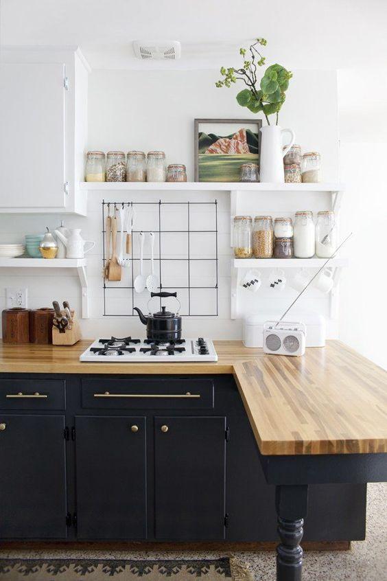 Renueva tu cocina sin obras, pintando los armarios