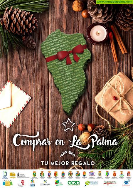 El Cabildo invierte más de 100.000 euros para promocionar la compra en los comercios de la isla durante la Navidad