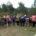 Cegah Stunting, Konselor Dinkes Sulsel Salurkan Bibit Sayur di Tana Toraja