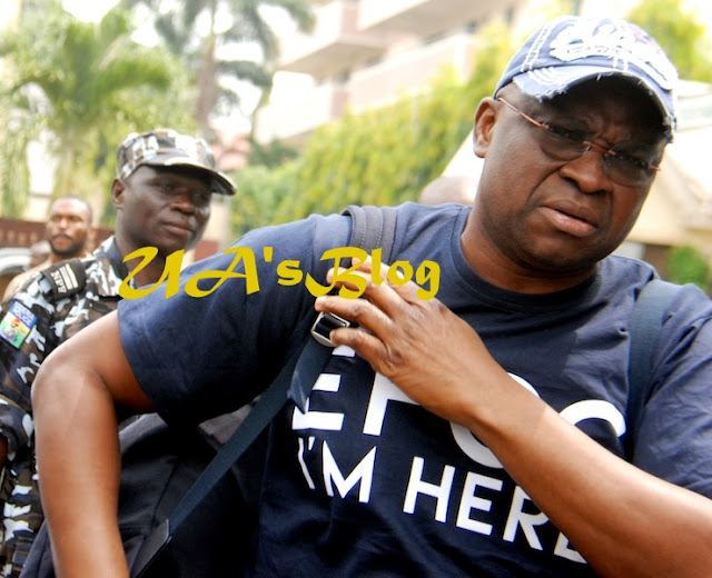 JUST IN: EFCC Obtains Court Order To Detain Fayose For Two Weeks