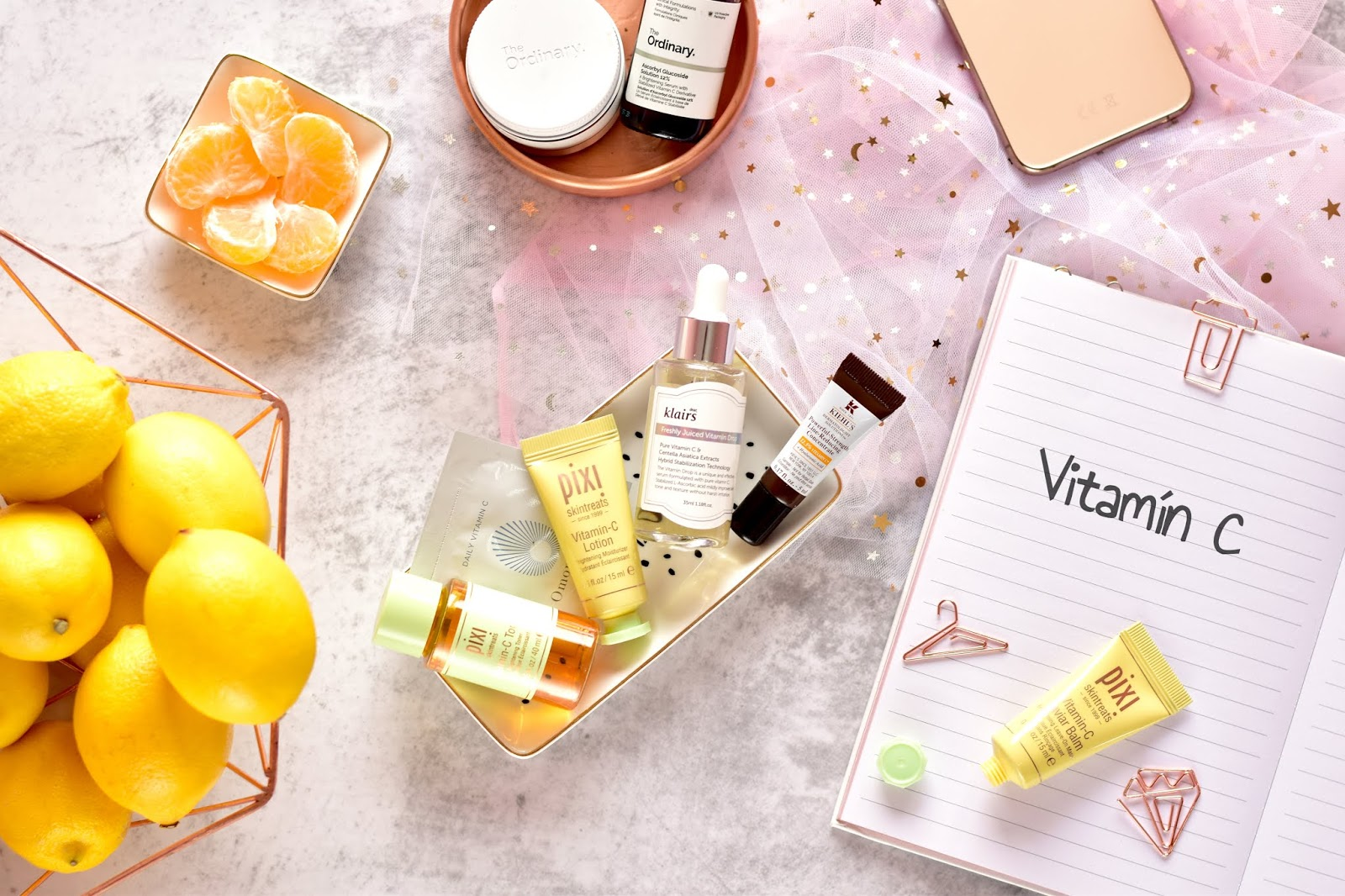 Vitamín C v kozmetike
