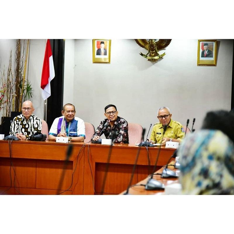 Komisi IV DPRD Jabar Dan Pemkot Bekasi Diskusi Atasi Masalah Banjir