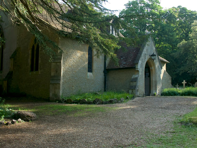 St Peter's Church, Tandridge