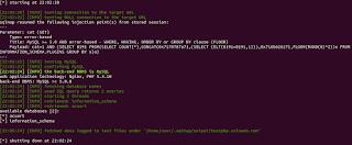 Descobrindo os Bancos de Dados SQLMAP - Téchne Digitus