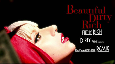 Beautiful, Dirty, Rich - Lady Gaga Lyrics Official