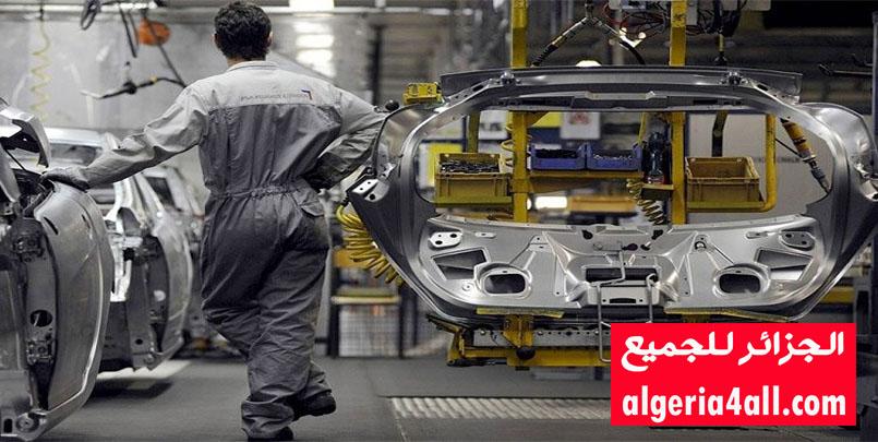 مصانع تركيب السيارات,مشروع قانون المالية التكميلي : هذه شروط استمرار مصانع تركيب السيارات.