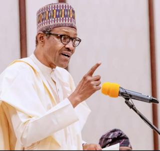 Stop embarrassing APC - Buhari tells party members