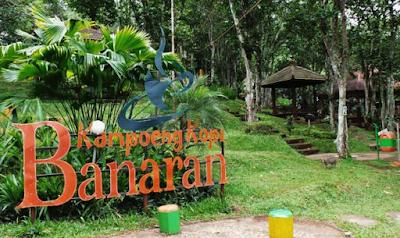 Kampung Kopi Banaran'' kuliner.com