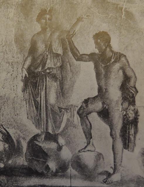 Perseo y Andrómena