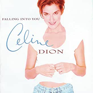 Falling into you free sheet music
