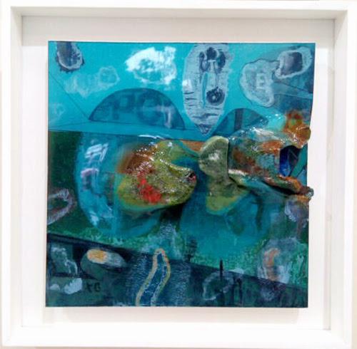 "Pradarshak presents ""Frozen Shadows"" Solo Exhibition of Relief Art by Balu N Chaudhari"