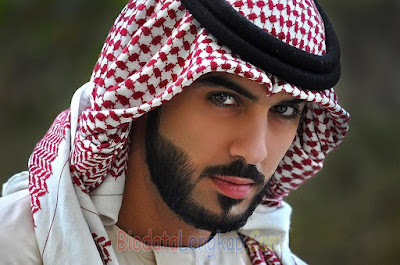 Omar Borkan Al-gala, Ganteng, Tampan, Cowok Ganteng, Orang terganteng di dunia, Cowok Tertampan