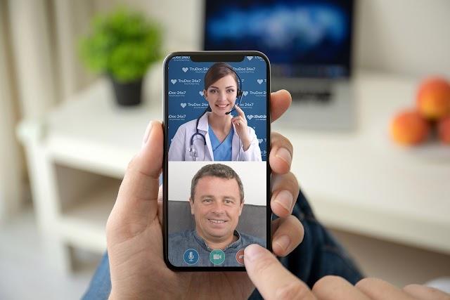 """أطباء مرخصين من هيئة صحة دبي يقدمون استشارات طبية عن بُعد عبر تطبيق """"ترو دوك """"TruDoc 24x7"""" لمواجهة فيروس """"كورونا"""""""