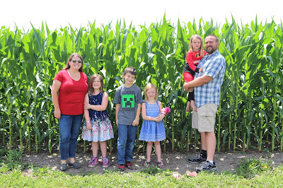 Knee High by the 4th of July Iowa Corn 2020