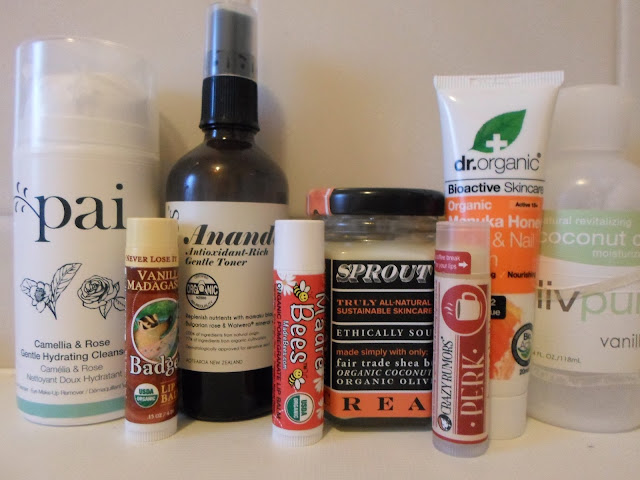 Sugarpuffish My Current Skincare Routine - January 2013
