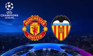 مشاهدة مباراة مانشستر يونايتد وفالنسيا بث مباشر بتاريخ 12-12-2018 دوري أبطال أوروبا