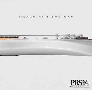 The John Mayer Prs Silver Sky