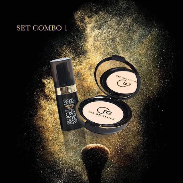 cpg cosmetics murah, produk cpg cosmetics, set combo cpg cosmetics