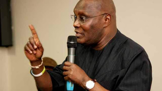 Atiku blasts Buhari over comments on Nigerian youths