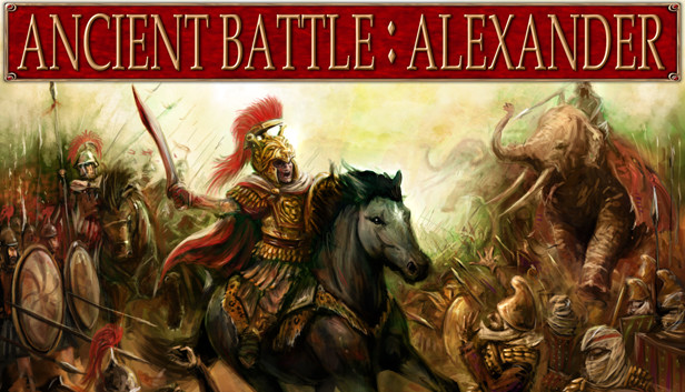 Ancient Battle Alexander PC Game Download