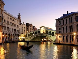 Venice: A honeymooner's guide