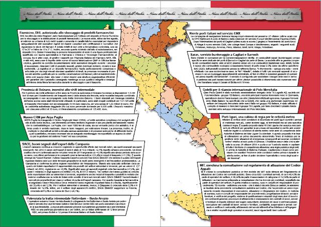 SETTEMBRE 2019 PAG. 4 - NEWS DALL'ITALIA