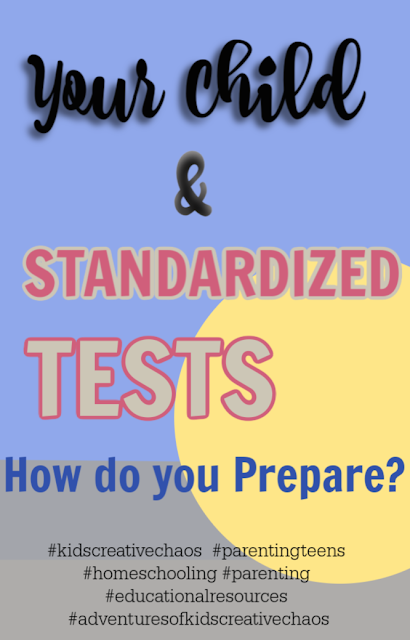 What is a Standardized Test? How do you Prepare your Child?