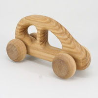 Baby Wooden Car LBC24, Lotes Toys