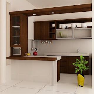 kitchen set minimalis dapur 9