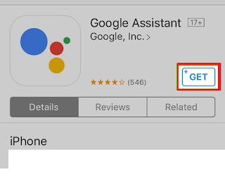 To use okgoogle install google assistant