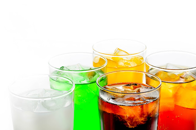 sweetened drinks