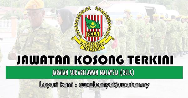 Jawatan Kosong Kerajaan 2020 di Jabatan Sukarelawan Malaysia (RELA)