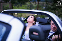 casamento com cerimônia ao ar livre no espaço um em sapiranga com decoração rústica branco azul por fernanda dutra eventos cerimonialista no vale dos sinos