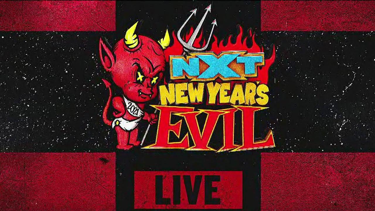 Revelada a luta de abertura do NXT New Year's Evil