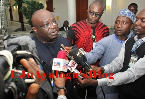 It's Not My Responsibility to Track Nnamdi Kanu - Gov. Ikpeazu Speaks After Meeting in Aso Rock