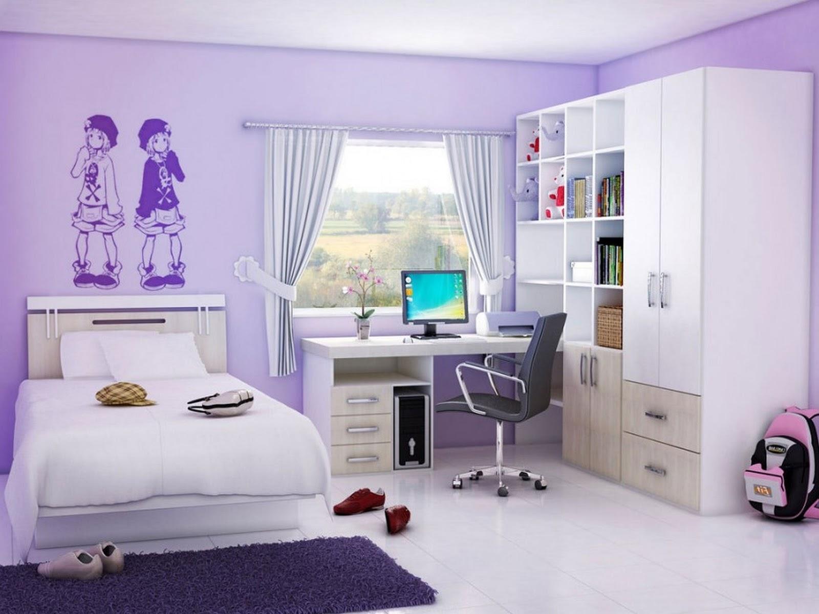 20 desain kamar tidur minimalis ukuran 3×4