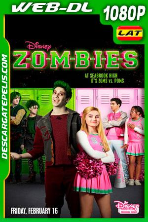 Zombies (2018) 1080p WEB-DL AMZN Latino – Ingles