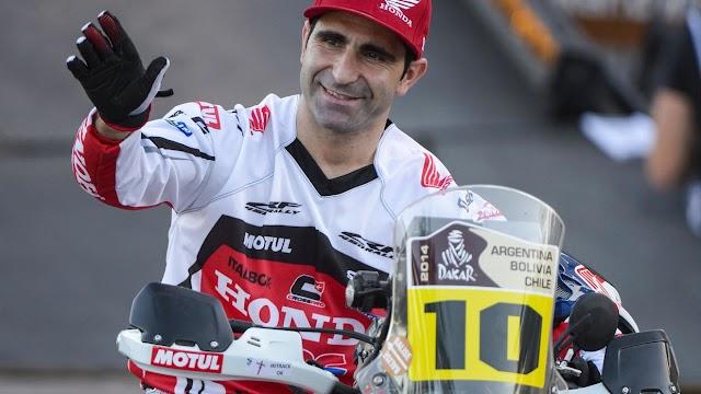 Rally Dakar 2020 : Paulo Goncalves meninggal dunia setelah Crash di Stage 7
