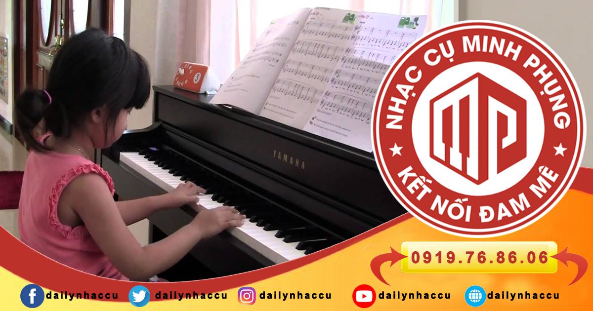 Điểm nổi bật của đàn piano điện yamaha clavinova CLP và CVP