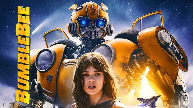 Bumblebee (2018) HDRip 720p Latino-Ingles